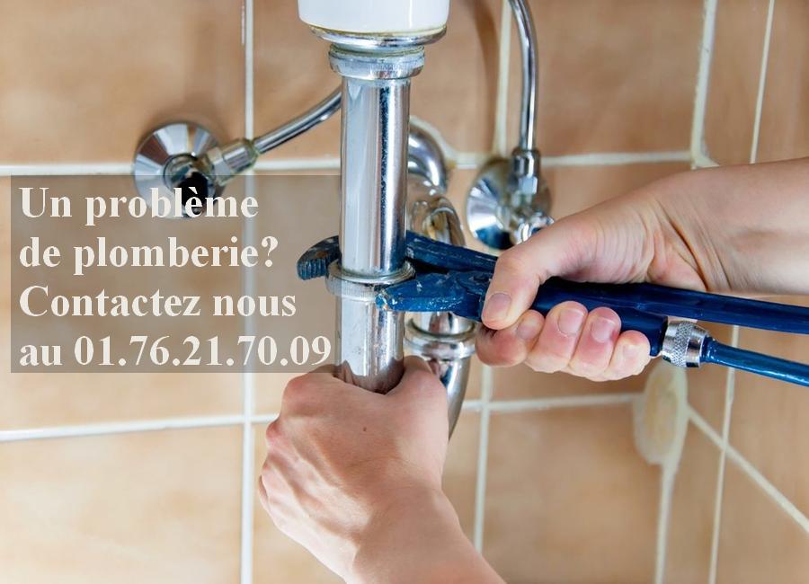 Plombier du 77 AVS Bati Seine-et-Marne